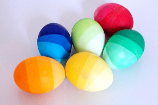 Ντεγκραντέ Πασχαλινά αυγά 2