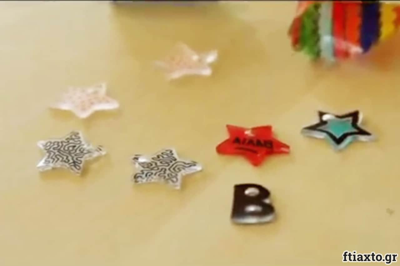 Video #52 - Θερμοσυστελλόμενο πλαστικό σε φύλλα (shrinking foil) 2
