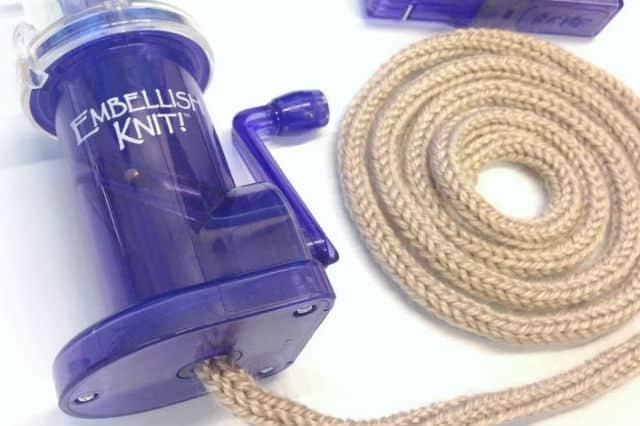 Πλέξιμο με μύλους πλεξίματος (knitting mill) 2