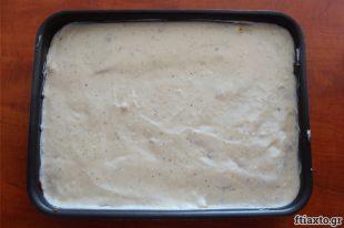 Παστίτσιο με μανιτάρια 6