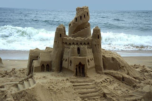 Πώς να χτίσεις ένα κάστρο στην άμμο 1