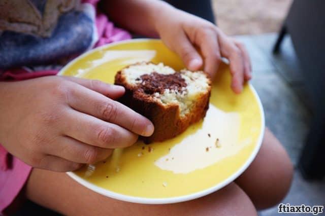 Συνταγή για κέικ του κεσέ 2