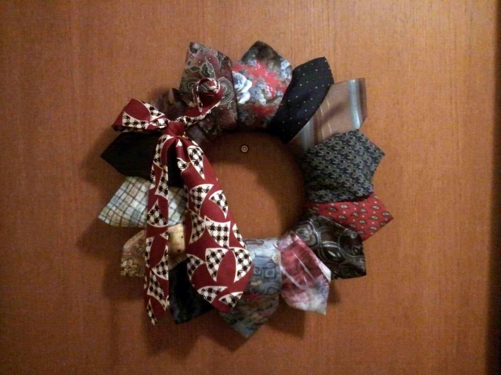 6+1 ιδέες: Τι μπορείς να φτιάξεις με γραβάτες 6