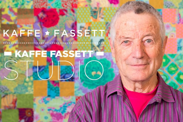 Kaffe Fassett: Ένα ταξίδι στον κόσμο των χρωμάτων 1