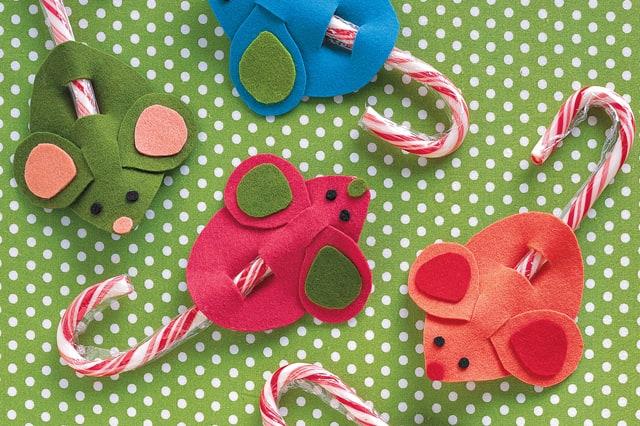 Χριστουγεννιάτικα στολίδια με παιδιά 1