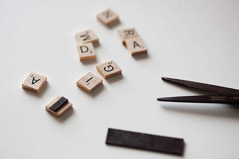 6+1 ιδέες με γράμματα από το scrabble 3