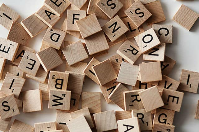 6+1 ιδέες με γράμματα από το scrabble 1