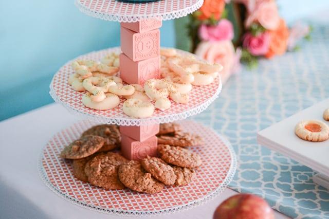 Πρωτότυπο σταντ για γλυκά 5