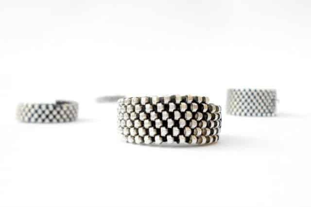 Δαχτυλίδια από φερμουάρ 1