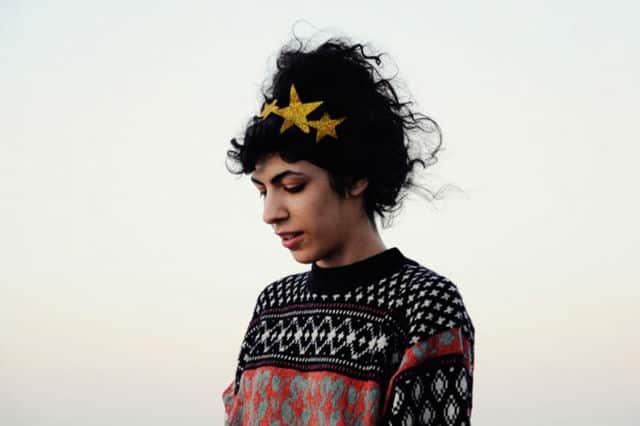 In whirl of inspiration: Κορδέλα για τα μαλλιά με χρυσά αστέρια 2