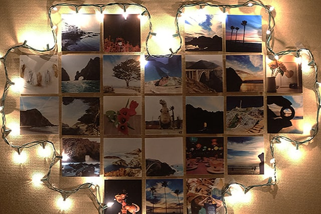 Πίνακας με φωτογραφίες 1