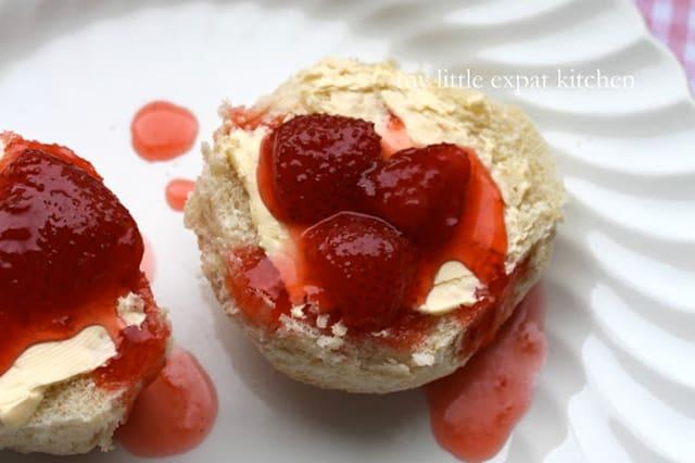 Μαρμελάδα φράουλα 5