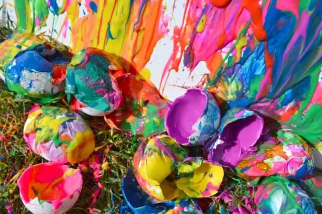 Τέχνη με αυγά 5