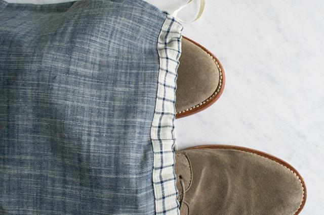 Υφασμάτινες θήκες για παπούτσια 1