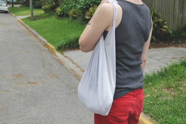 Τσάντα από t-shirt 3