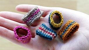 crochet-rings