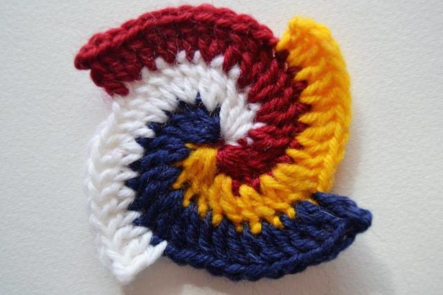 Βελονάκι με ελεύθερο σχέδιο (Freeform Crochet) 2