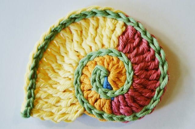 Βελονάκι με ελεύθερο σχέδιο (Freeform Crochet) 3