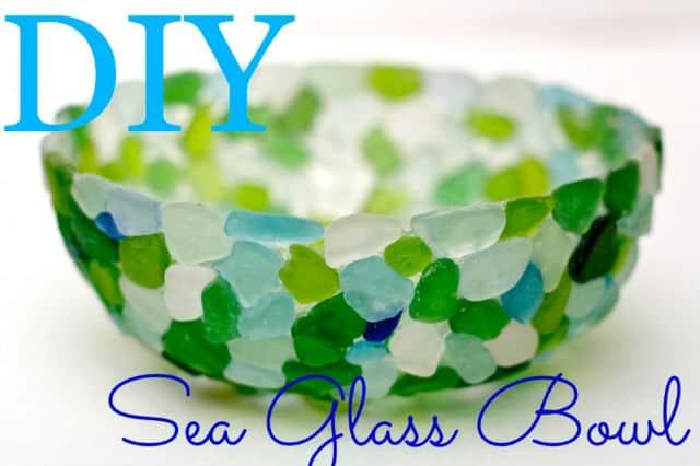 μπολ από γυαλάκια της θάλασσας
