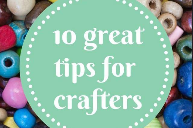 10 συμβουλές για crafters 1