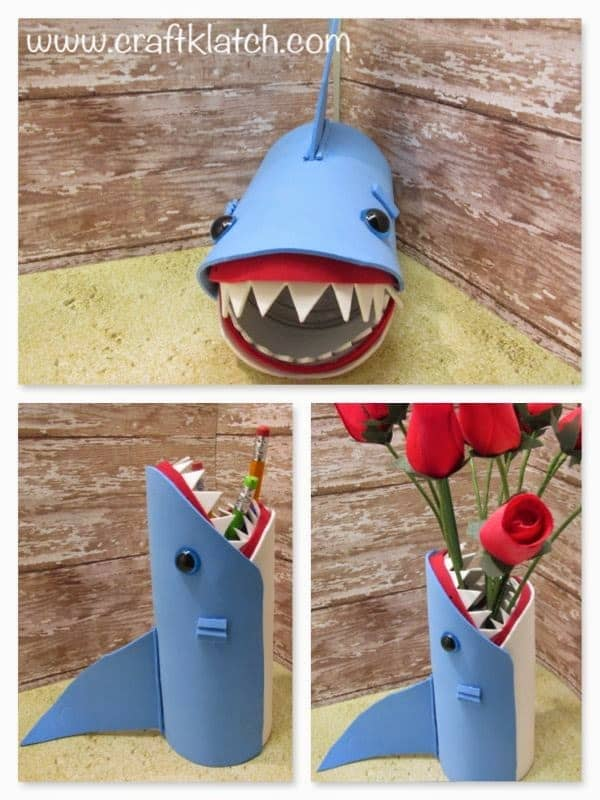 SharkPencilHolder_main