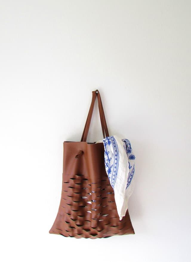 Τσάντα από δερματίνη 2