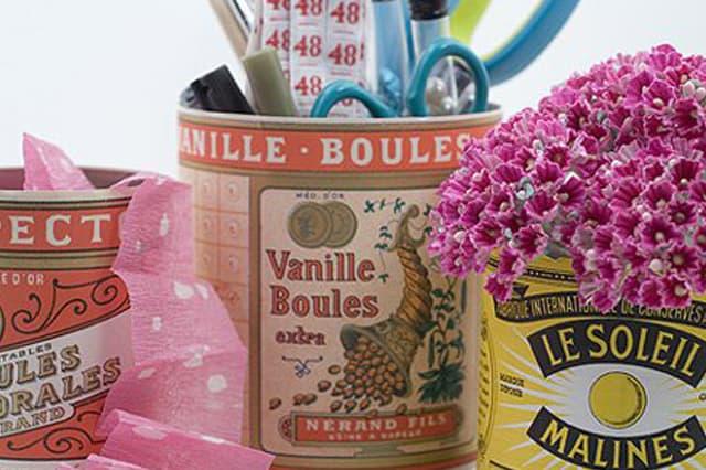 Εκτυπώσιμες vintage ετικέτες 1