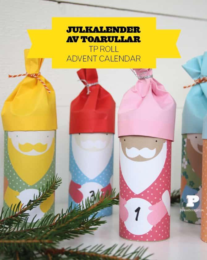 6+1 ιδέες για χριστουγεννιάτικα ημερολόγια 3