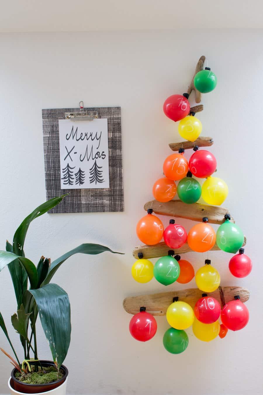 6+1 ιδέες για χριστουγεννιάτικα ημερολόγια 6