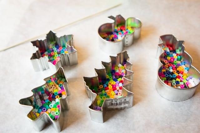 Ιδέες για στολίδια από πλαστικές χάντρες 1