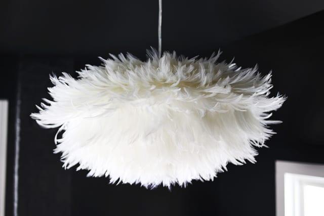 Φωτιστικό με φτερά 2