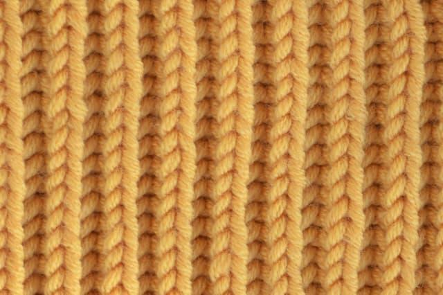 Πλέξιμο - Τεχνική Brioche ή Εγγλέζικο Λάστιχο 3
