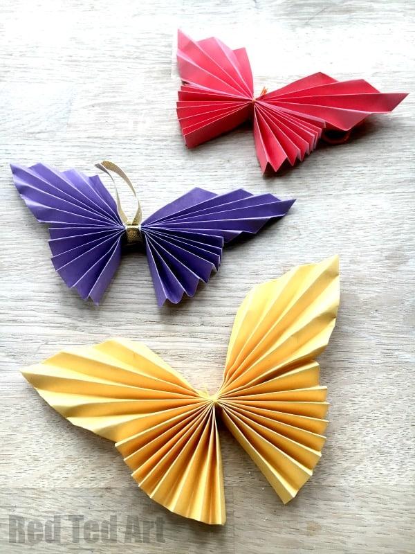 6+1 ιδέες για χειροποίητες πεταλούδες 8