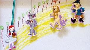 sticker-puppets