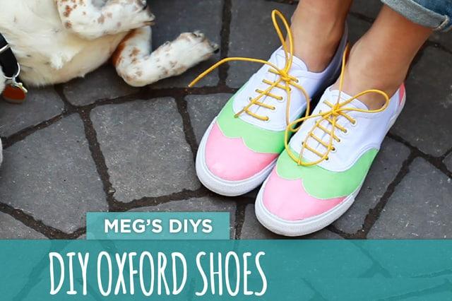 Τα δικά σου πάνινα παπούτσια με χρώμα 3