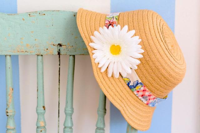 Διακοσμητική κορδέλα για το καπέλο σου 1