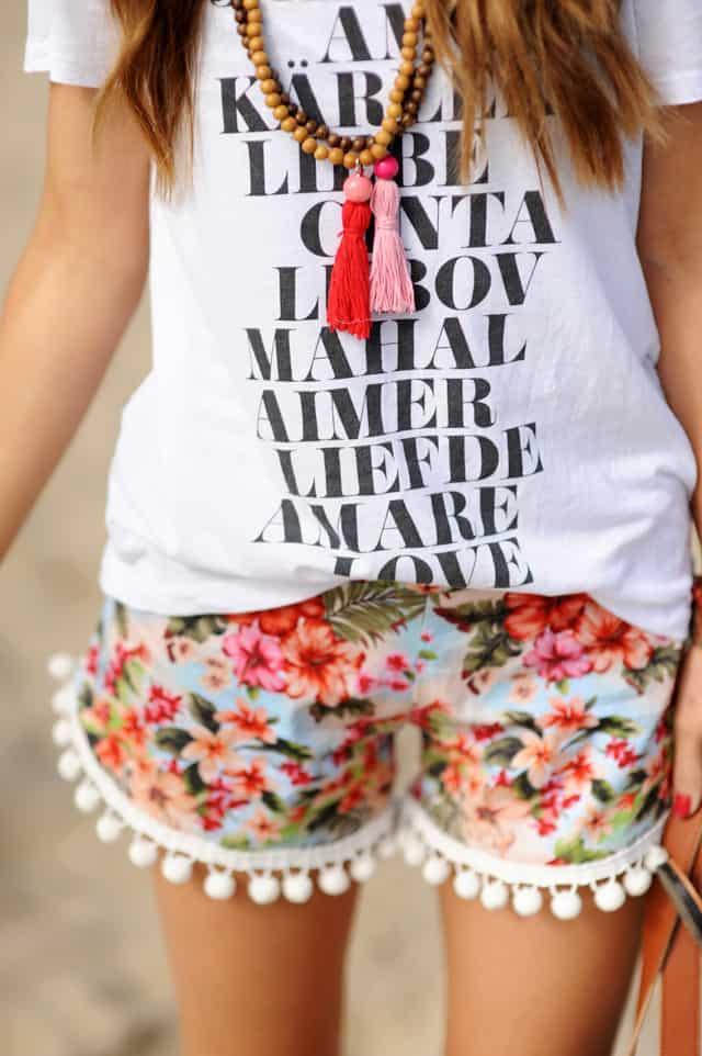 DIY ρούχα παραλίας