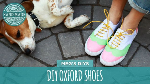 πάνινα παπούτσια με χρώμα