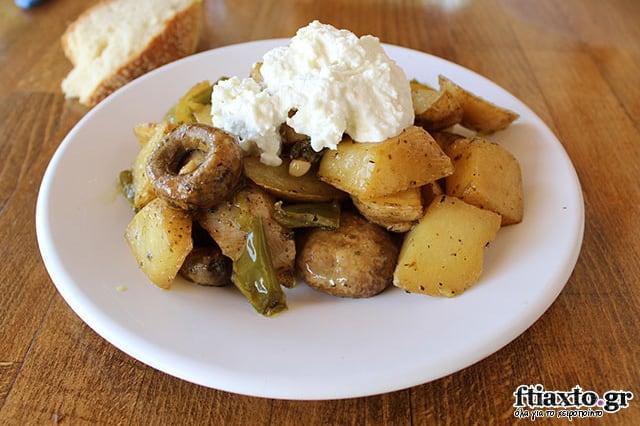 Τέλειες πατάτες στον φούρνο 1