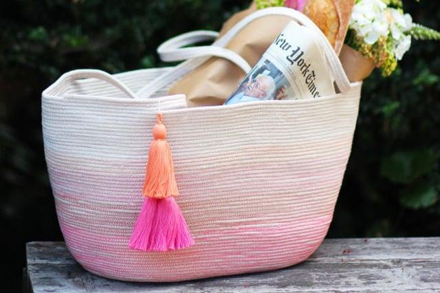 Τσάντα από σχοινί 5