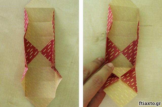 χάρτινα κουτάκια origami