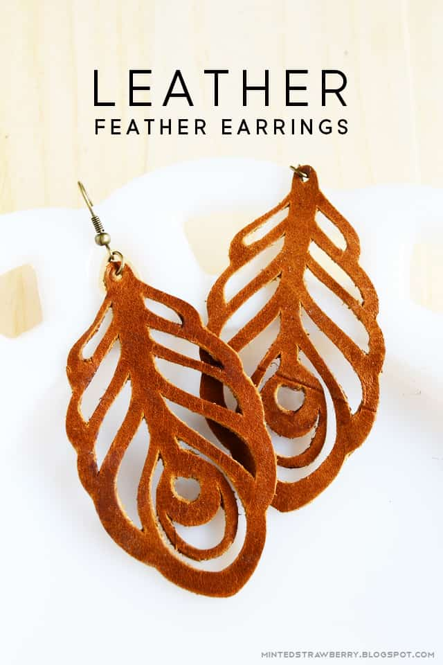 leather-feather-earrings-long