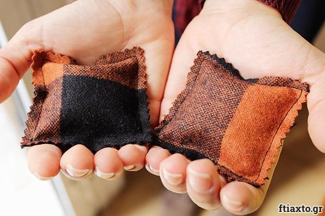 Σακουλάκια για ζεστά χέρια 2