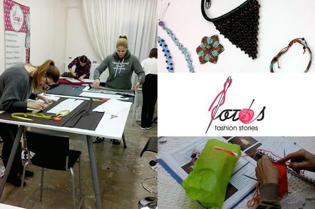 Εργαστήρι μόδας ΙΣΤΟΣ 1