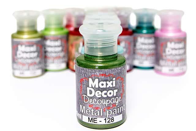 Παρουσίαση της Maxi Decor Decoupage 2