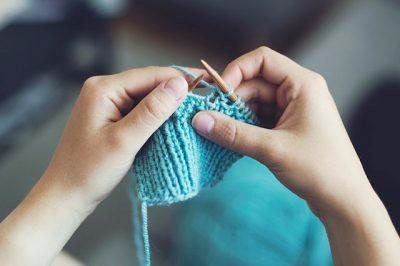 Μάθε πλέξιμο