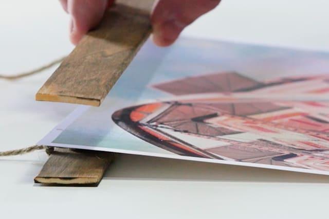 DIY: Μαγνητική κορνίζα για τον τοίχο σου