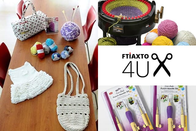 Ftiaxto4U: Κατάστημα με υλικά για το εργόχειρο 1