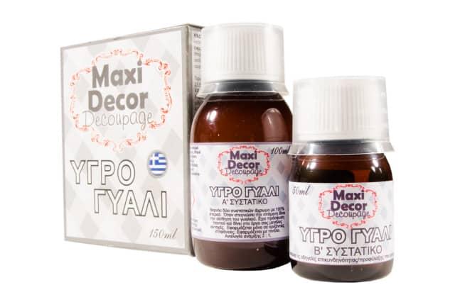 Καινούργια προϊόντα από την Maxi Decor Decoupage 4