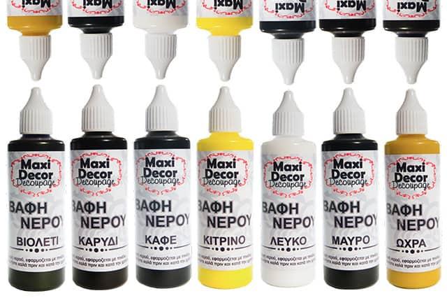 Καινούργια προϊόντα από την Maxi Decor Decoupage 5